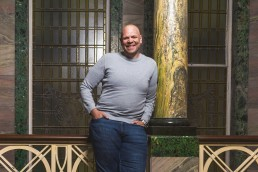 Tom Kerridge, the Michelin star-winning chef