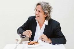 Giorgio Locatelli, the Michelin-starred Italian chef
