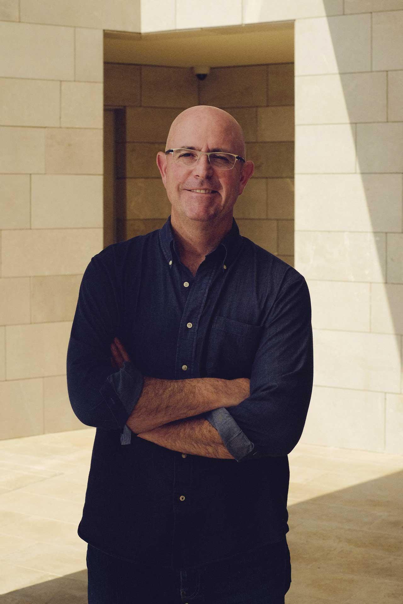 Mark Sopp is Senior Vice President and Vice Principal at SB Architects