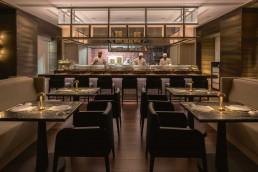 Matsuhisa Limassol was designed by Rockwell Group