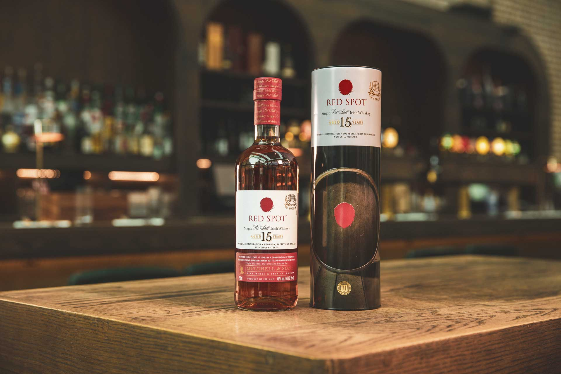 Lost Irish whiskey Red Spot has been revived for the 21st century