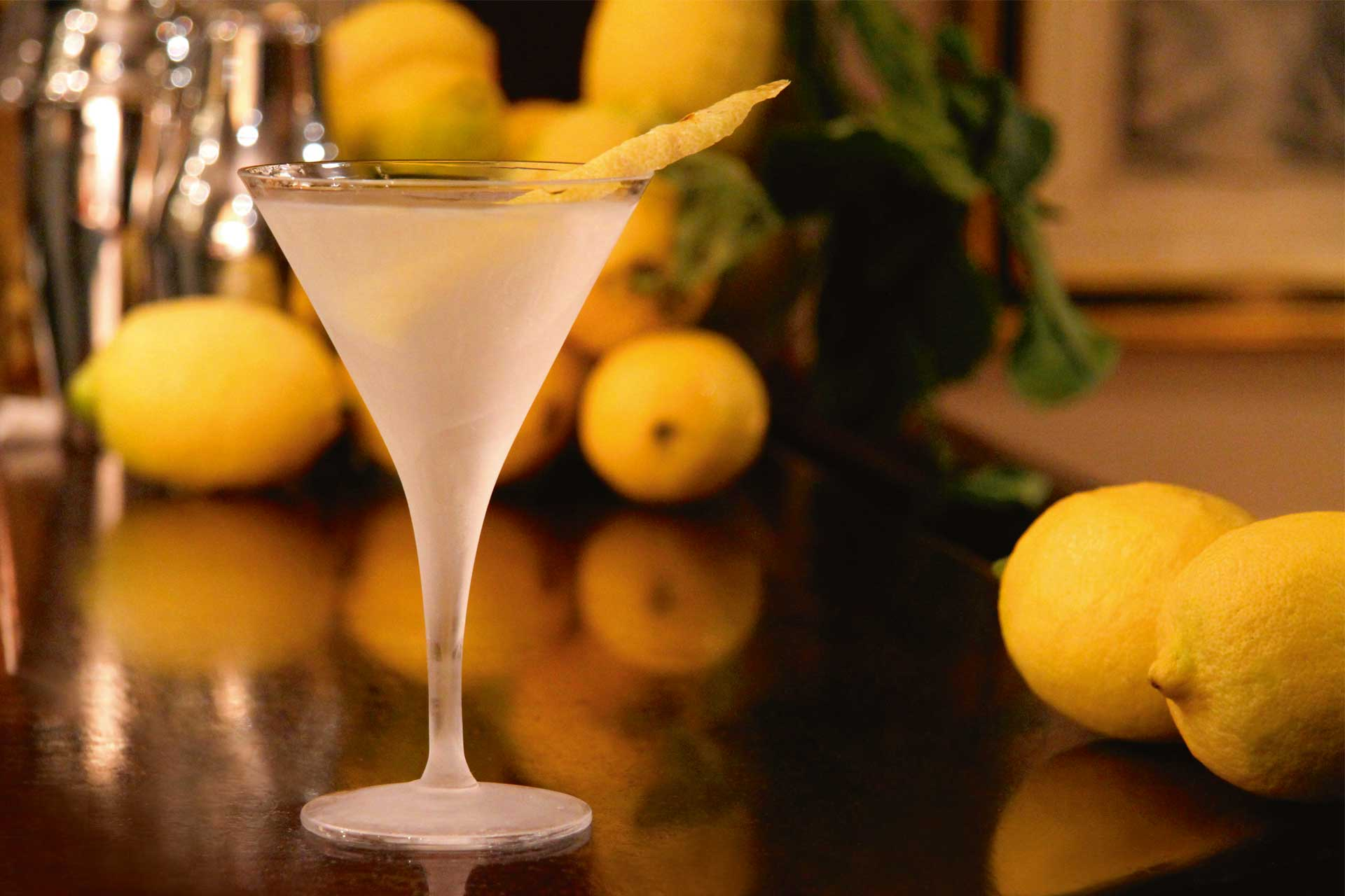 Dukes London's Dry Martini is world renowned