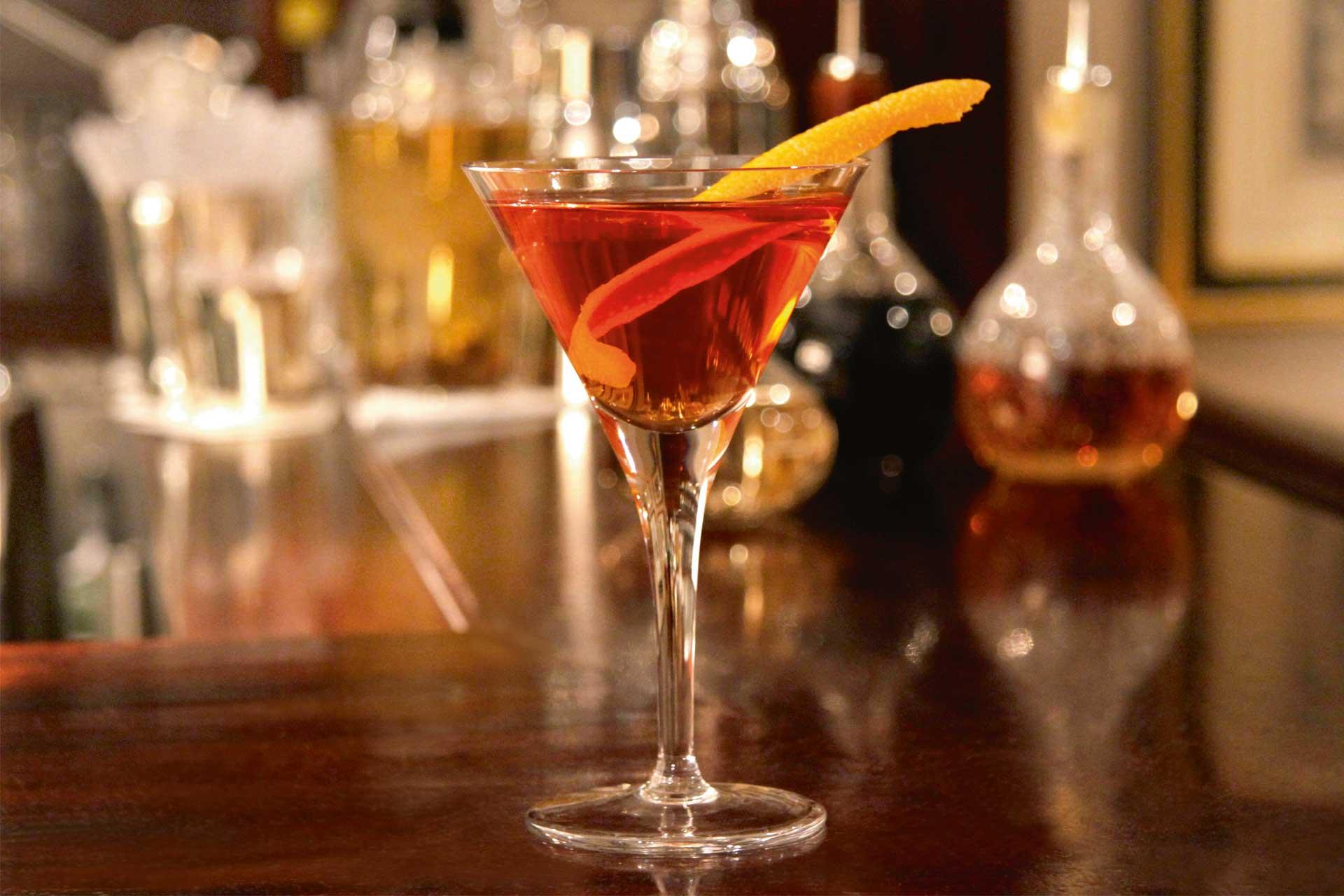 The Dukes Vesper Martini is inspired by James Bond