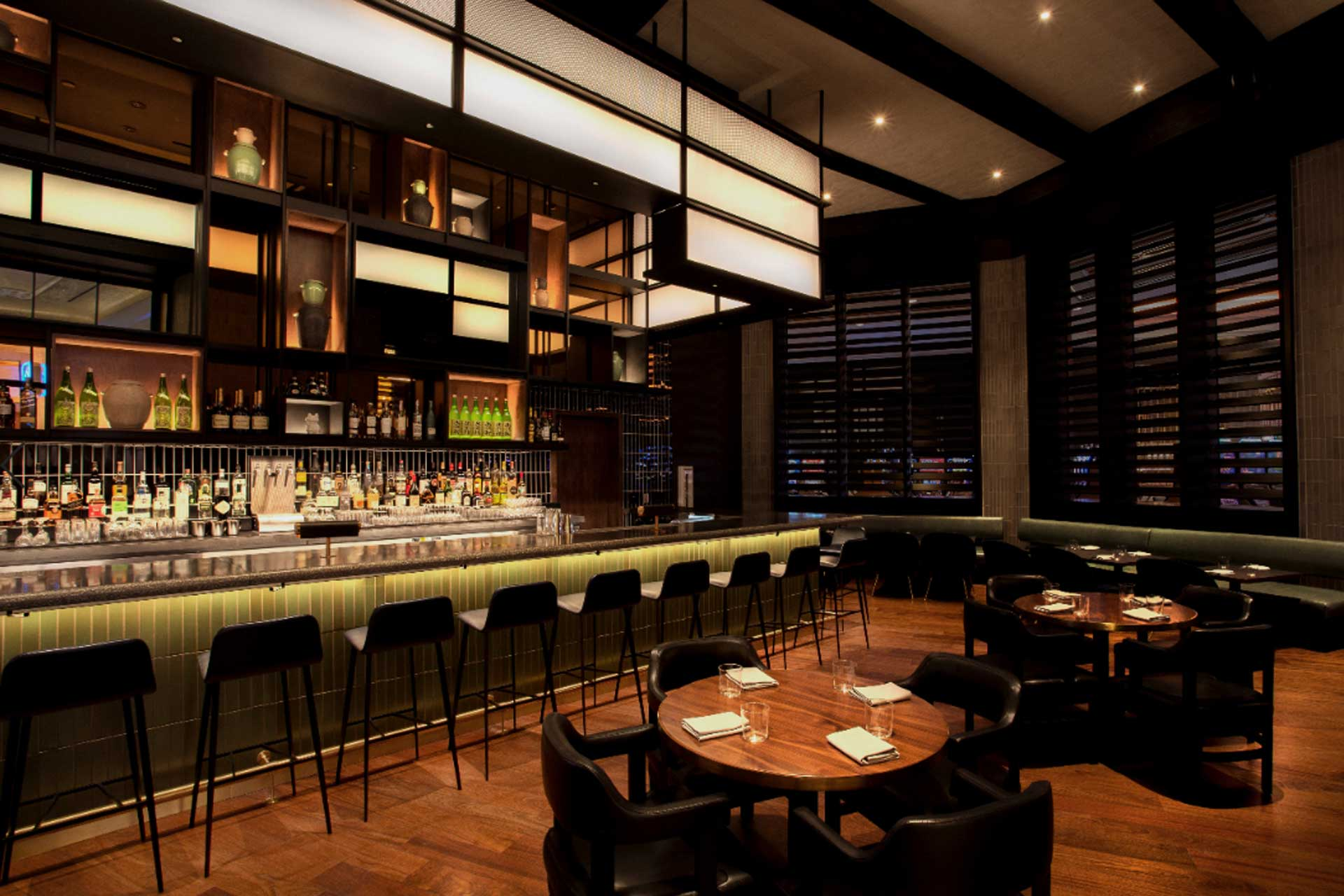 DesignAgency has designed the Las Vegas debut of Majordomo