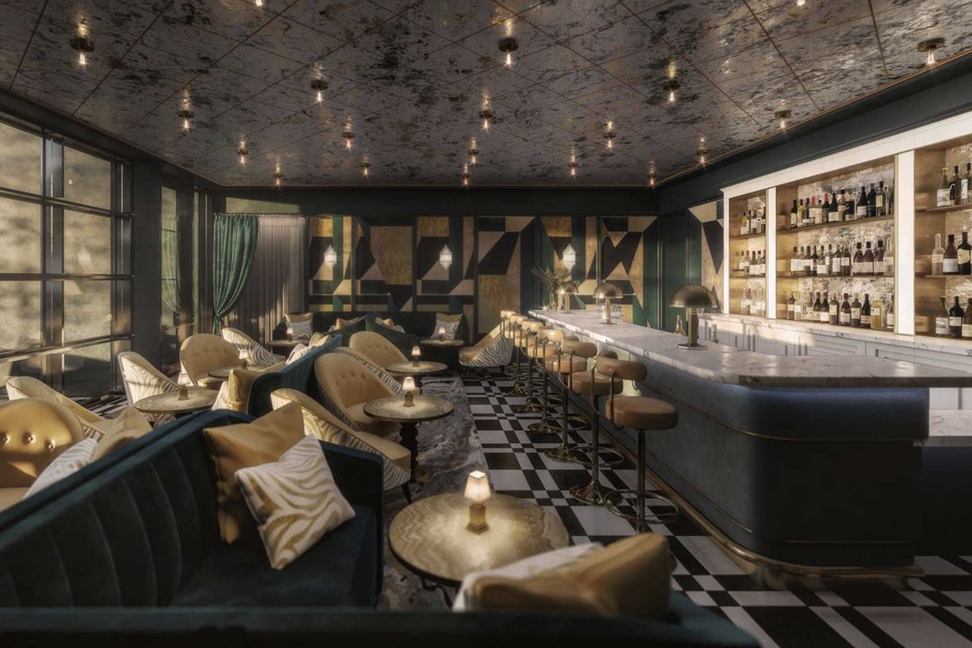 Wolfgang Puck will launch multiple F&B venues within Pendry West Hollywood