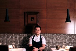 Callum Graham, Head Chef at Bohemia