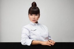 Cherish Finden, Executive Pastry Chef at Pan Pacific London