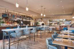 Fiume bar in London, UK