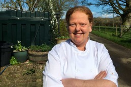Lorraine Sinclair, Executive Chef at Pan Pacific London