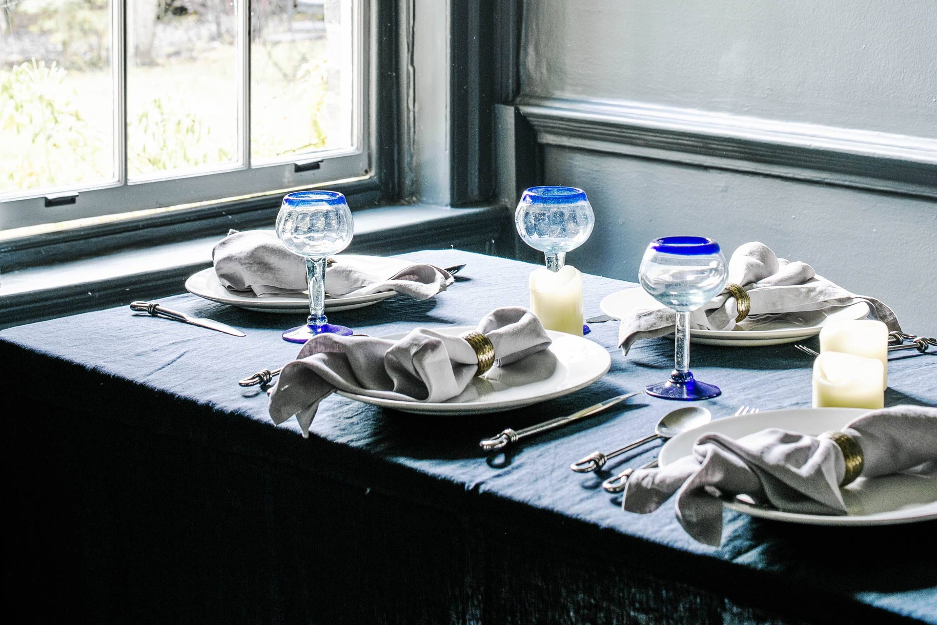 Tablescape by Piglet