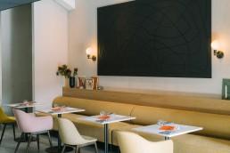 Restaurant Lola at The Audo in Copenhagen, Denmark