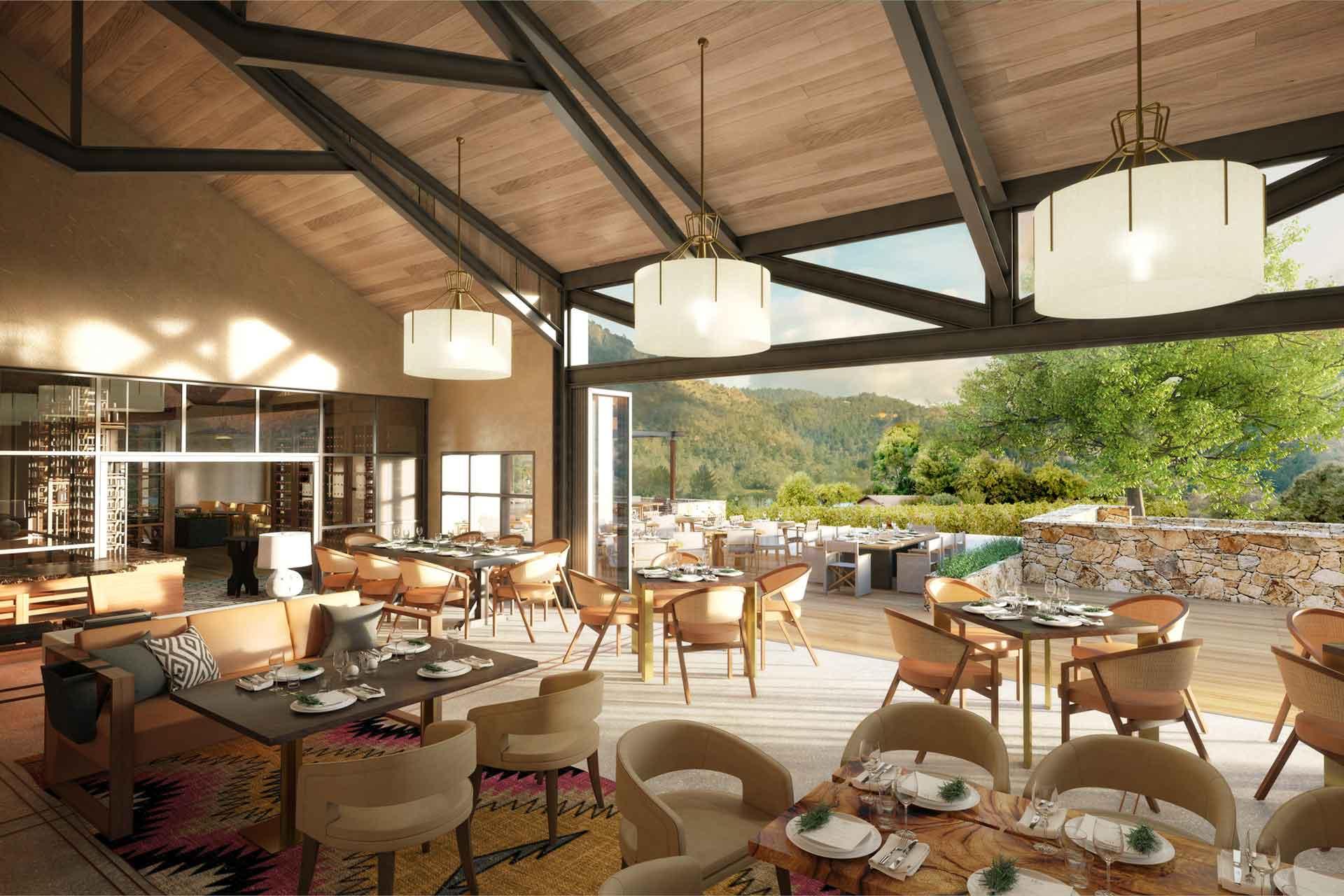 Four Seasons Resort & Residences in Napa Valley